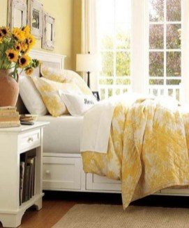 Latest Diy Sunflower Bedroom Decoration Ideas To Try Asap30
