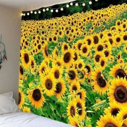 Latest Diy Sunflower Bedroom Decoration Ideas To Try Asap5