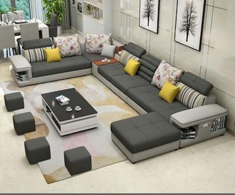 Lovely Living Room Sofa Design Ideas For Cozy Home To Try26