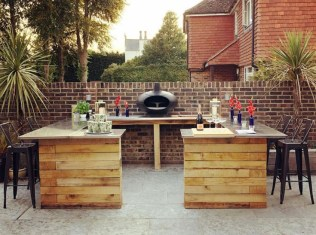 Newest Diy Outdoor Kitchen Designs Ideas On A Budget04