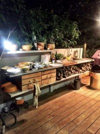 Newest Diy Outdoor Kitchen Designs Ideas On A Budget15