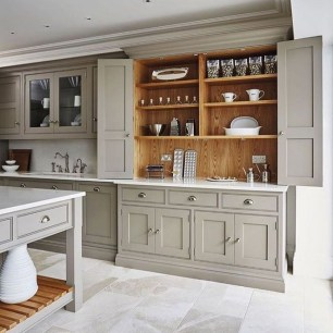 Popular Kitchen Cabinet Designs Ideas That You Need To Know22