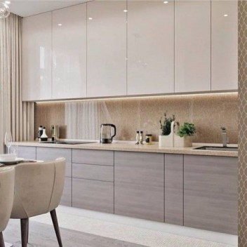 Popular Kitchen Cabinet Designs Ideas That You Need To Know25