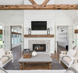 Pretty Living Room Remodel Ideas To Try Asap24