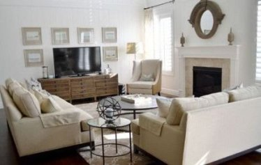 Pretty Living Room Remodel Ideas To Try Asap38