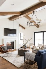 Pretty Living Room Remodel Ideas To Try Asap39