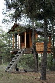 Rustic Diy Tree Houses Design Ideas For Your Kids And Family03