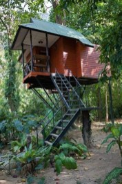 Rustic Diy Tree Houses Design Ideas For Your Kids And Family13
