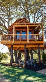 Rustic Diy Tree Houses Design Ideas For Your Kids And Family39