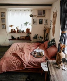 Stylish Bohemian Style Bedroom Decor Design Ideas To Try Asap05