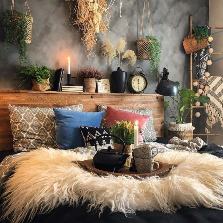 Stylish Bohemian Style Bedroom Decor Design Ideas To Try Asap08
