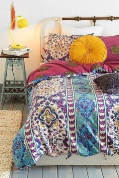 Stylish Bohemian Style Bedroom Decor Design Ideas To Try Asap14