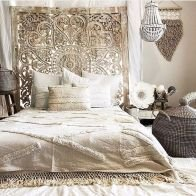 Stylish Bohemian Style Bedroom Decor Design Ideas To Try Asap33