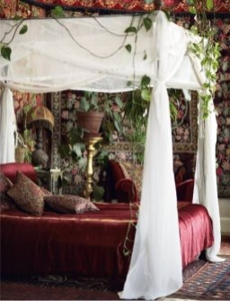 Stylish Bohemian Style Bedroom Decor Design Ideas To Try Asap35