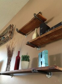 Unusual Diy Reclaimed Wood Shelf Design Ideas For Brilliant Projects1