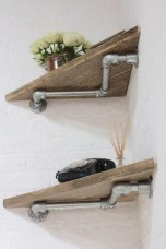 Unusual Diy Reclaimed Wood Shelf Design Ideas For Brilliant Projects18