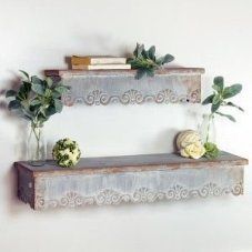 Unusual Diy Reclaimed Wood Shelf Design Ideas For Brilliant Projects21