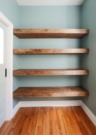Unusual Diy Reclaimed Wood Shelf Design Ideas For Brilliant Projects31