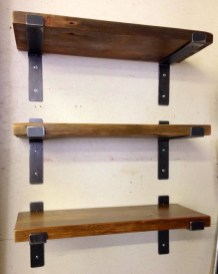 Unusual Diy Reclaimed Wood Shelf Design Ideas For Brilliant Projects5