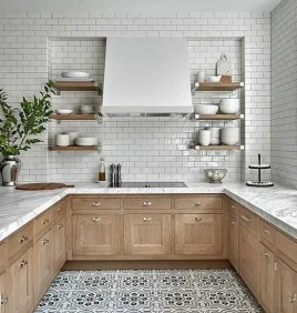 Wonderful French Country Kitchen Design Ideas For Small Space11
