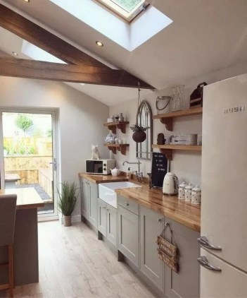 Wonderful French Country Kitchen Design Ideas For Small Space13