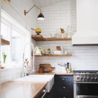 Wonderful French Country Kitchen Design Ideas For Small Space15