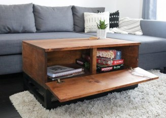 Amazing Diy Coffee Table Ideas For Your Inspiration To Try21