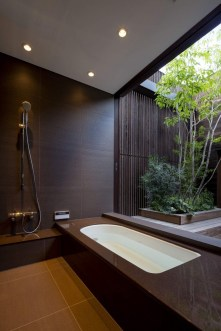 Astonishing Japanese Contemporary Bathroom Ideas That You Need To Try06