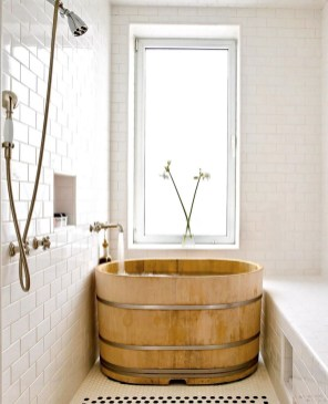 Astonishing Japanese Contemporary Bathroom Ideas That You Need To Try20