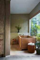 Astonishing Japanese Contemporary Bathroom Ideas That You Need To Try25