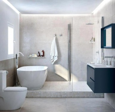 Astonishing Japanese Contemporary Bathroom Ideas That You Need To Try28