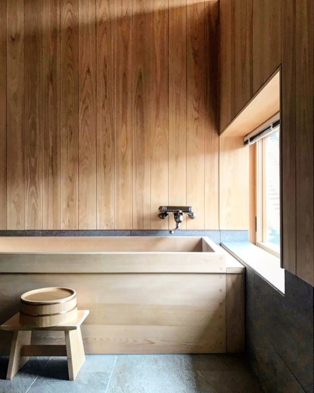 Astonishing Japanese Contemporary Bathroom Ideas That You Need To Try37