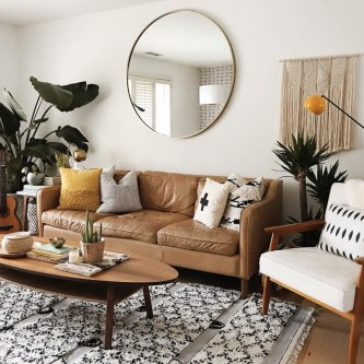 Comfy Small Living Room Decor Ideas For Your Apartment10