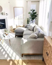 Comfy Small Living Room Decor Ideas For Your Apartment16