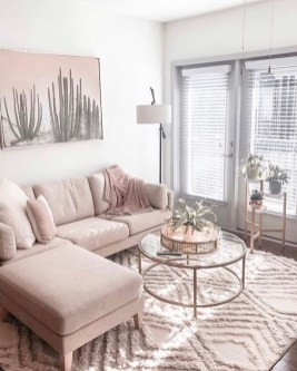 Comfy Small Living Room Decor Ideas For Your Apartment20