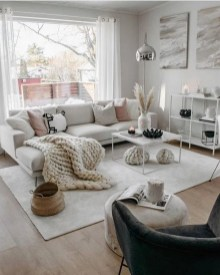 Comfy Small Living Room Decor Ideas For Your Apartment27