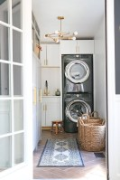 Cozy Laundry Room Tile Pattern Design Ideas To Try Asap22
