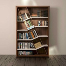 Extraordinary Bookshelf Design Ideas To Decorate Your Home More Beautiful04