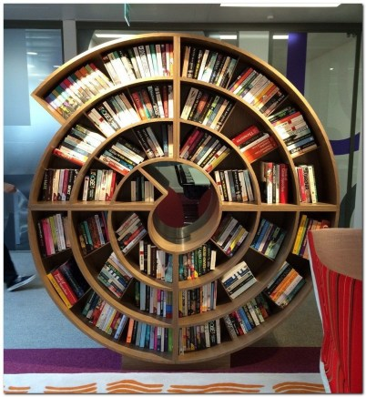 Extraordinary Bookshelf Design Ideas To Decorate Your Home More Beautiful06