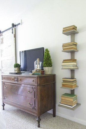Extraordinary Bookshelf Design Ideas To Decorate Your Home More Beautiful07