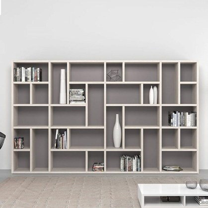Extraordinary Bookshelf Design Ideas To Decorate Your Home More Beautiful14
