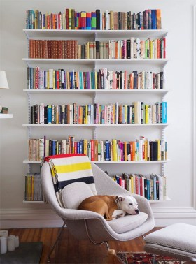 Extraordinary Bookshelf Design Ideas To Decorate Your Home More Beautiful26