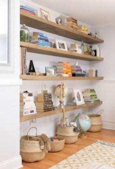 Extraordinary Bookshelf Design Ideas To Decorate Your Home More Beautiful29