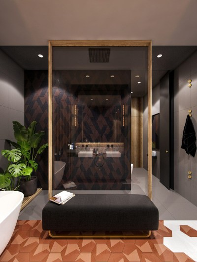Gorgeous Gold Color Interior Design Ideas For Your Home Style To Copy01