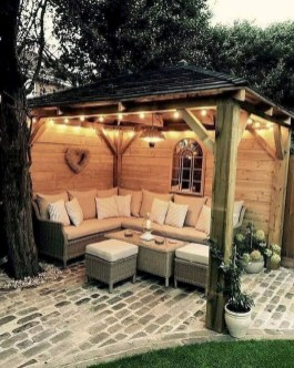 Inspiring Home Patio Ideas For Relaxing Places That Will Amaze You16