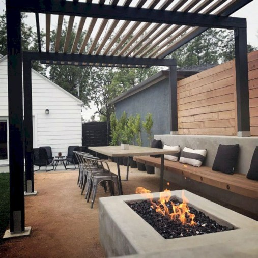 Inspiring Home Patio Ideas For Relaxing Places That Will Amaze You29