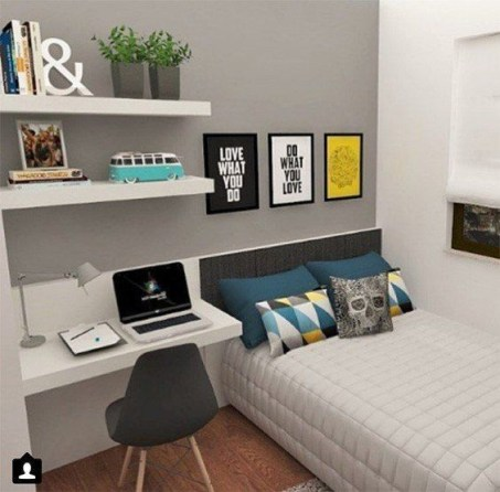Outstanding Bedroom Design Ideas For Teenager To Have Soon30