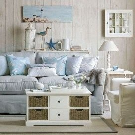 Pretty Coastal Living Room Decor Ideas That Looks Awesome32