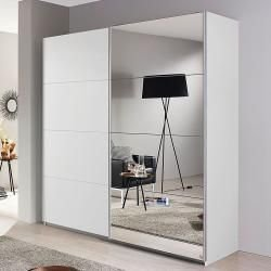 Pretty Wardrobe Design Ideas That Can Try In Your Home14