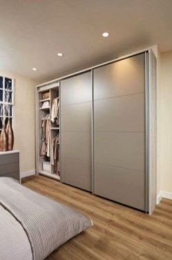 Pretty Wardrobe Design Ideas That Can Try In Your Home18